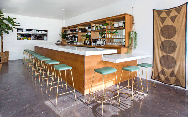 Echo Park's latest culinary outpost, Ostrich Farm