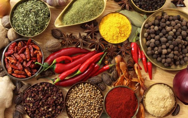 Spice up your diet for a longer life, study suggests