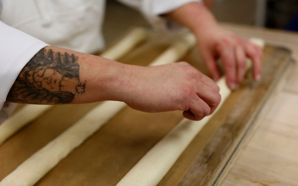 A life reshaped by bread: Homeboy Industries and Bouchon give Javier Medina a second chance