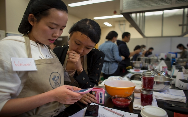 Foodie culture is spurring degree programs at US colleges