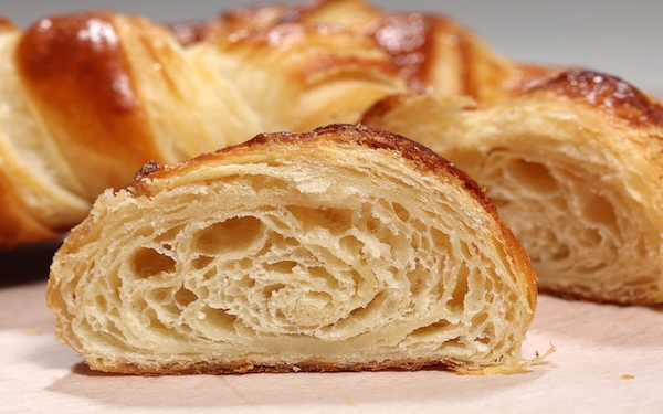 Making croissants is a matter of following the steps — and using great butter