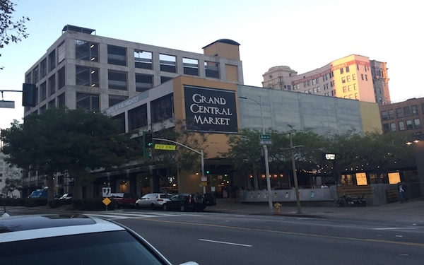 Grand Central Market's Summer Nights offers Food, Film and Fun.