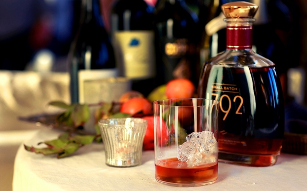 Let whiskey smooth the way through a holiday dinner