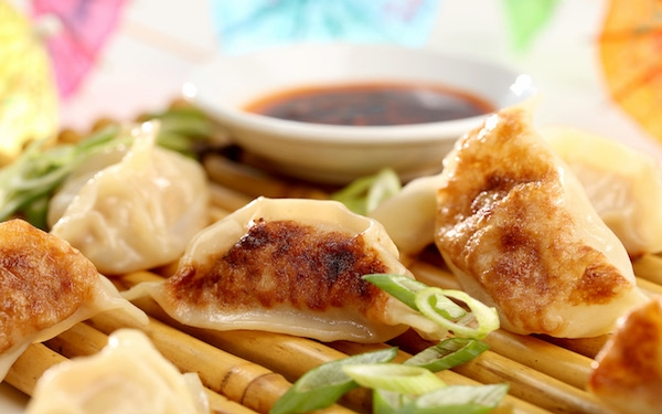 Homemade dumplings in 5 simple steps