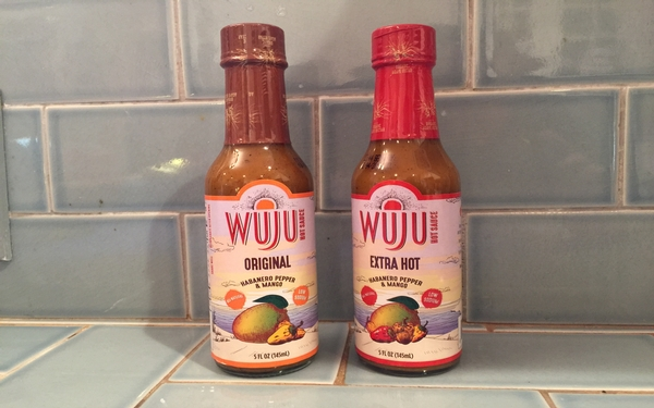 The Original WUJU Hot Sauce