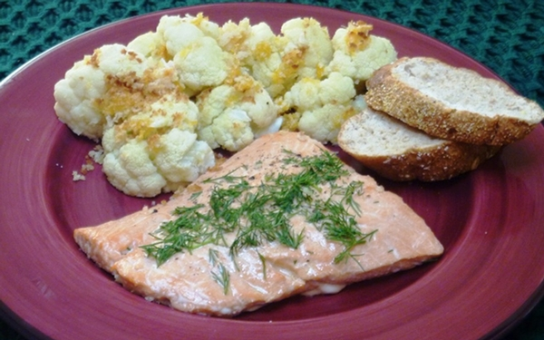 It's salmon season. Try this flavorful dish