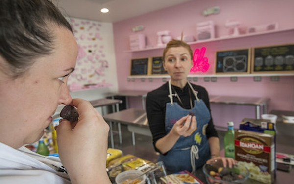 Inside Milk Bar's mad lab for sweets