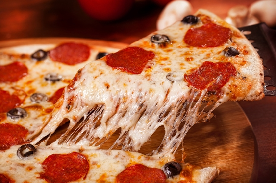 Don't buy small pizzas and here's why