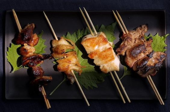 Yakitori: Japan's delectable street food