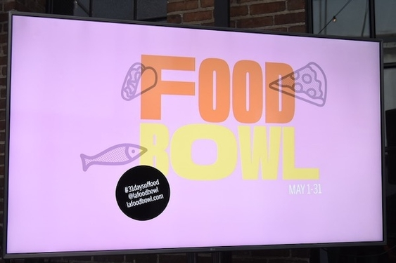 Los Angeles Times Food Bowl Returns In May