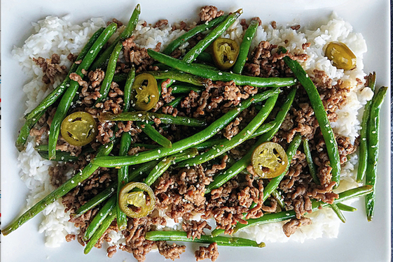 This teriyaki pork dish is fast, simple and gluten-free