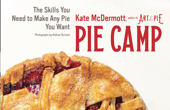 'Pie Camp' guides us through every step of baking, with simplicity & lots of Joy