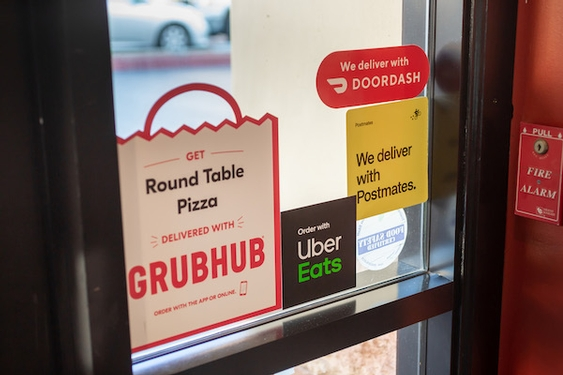 Food delivery apps are more popular than ever. But can they help restaurants survive?