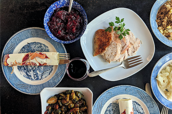 Turkey for two? A rookie's guide to a homemade Thanksgiving