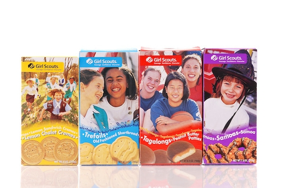 The official Girl Scout cookie power rankings