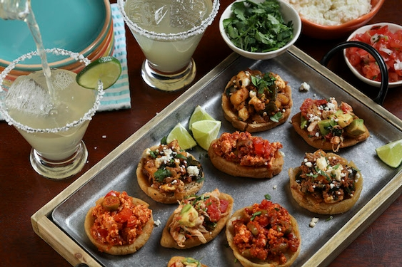 Masa treats in time for Cinco de Mayo celebrations