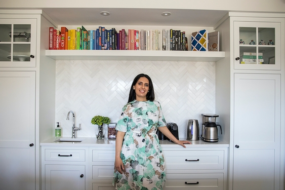 Palestinian author Reem Kassis explores the culture & cuisine of the Arab world in her new cookbook.