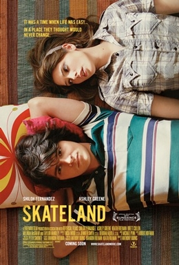 Skateland - Tell us what you thought of the movie.