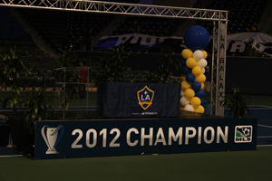Galaxy MLS Cup Celebration