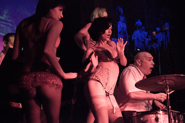 Big Willie's Burlesque CD Release Party