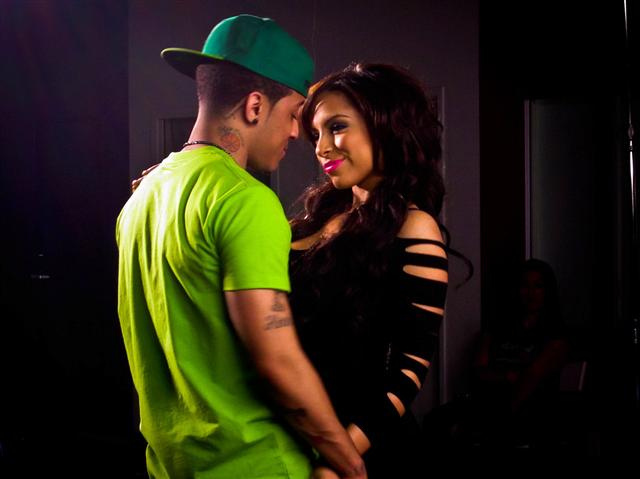 Kirko Bangz 'What Yo Name Iz' Video Shoot