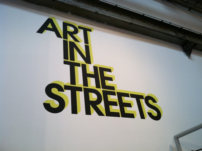 Art in the Street