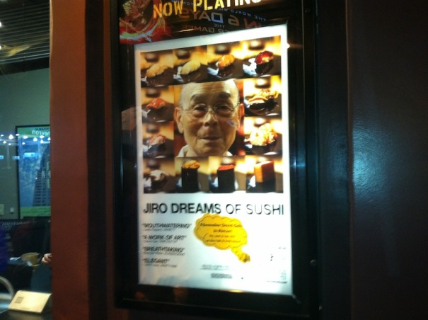 Jiro Dreams of Sushi - Q&A with Director David Gelb