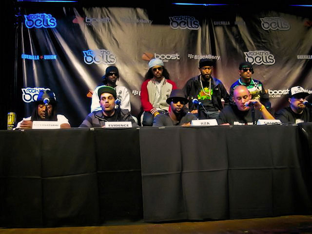 Rock the Bells 2011 Press Conference