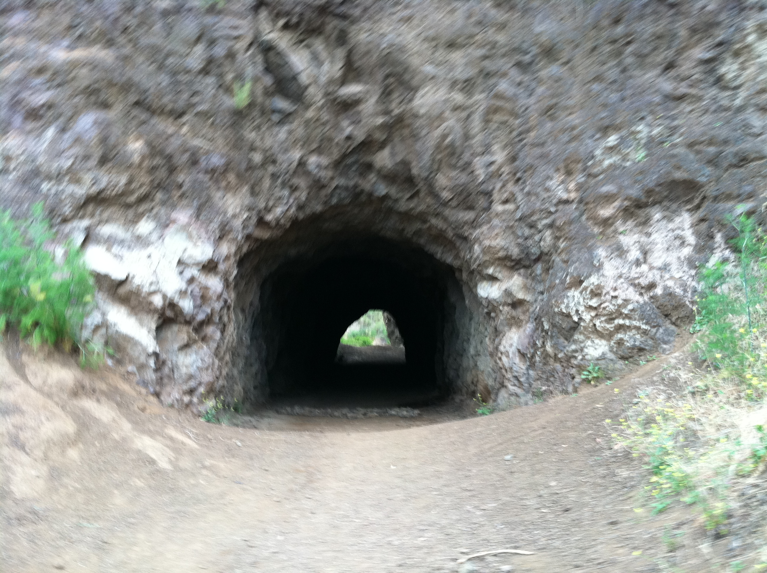 Bronson Canyon - The Bat Cave & More..