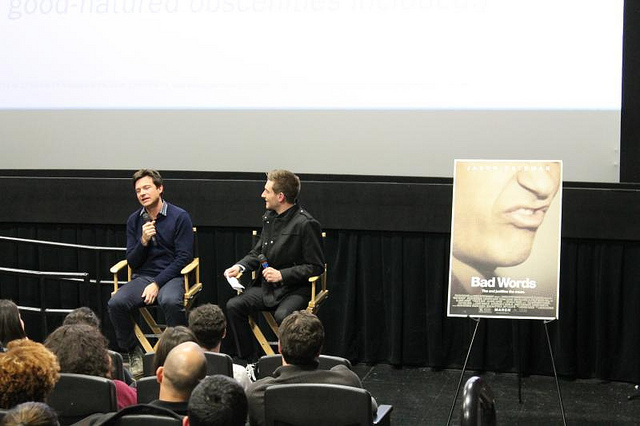 Bad Words Screening with Jason Bateman