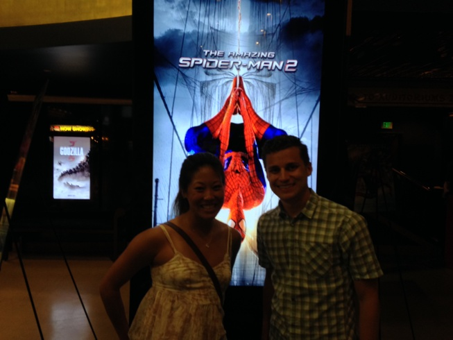 The Amazing Spider-Man 2 Screening