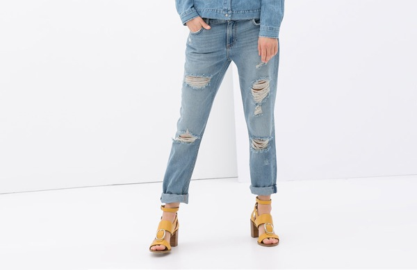 Fall Fashion Must-Have: Boyfriend Jeans!