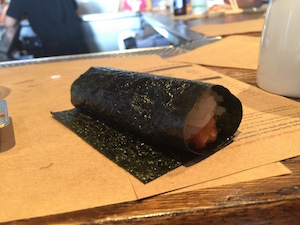 Hand Rolls are all the rage at KazuNori