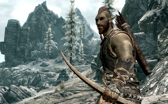 """The Elder Scrolls V: Skyrim"""