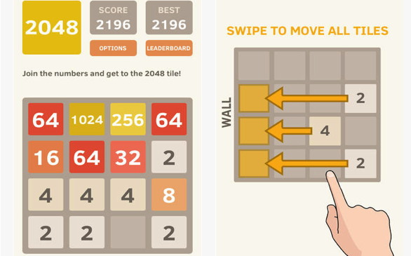 iPhone Game '2048:' The New Tool Students Can Use to Waste Time