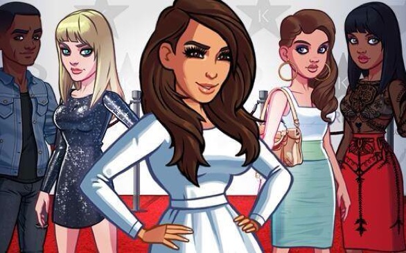 Kim Kardashian: Hollywood App—It's Incredibly Addicting but a HUGE Waste of Time