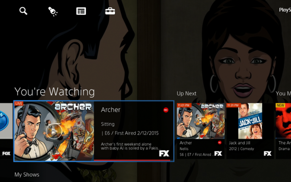 Sony jumps into the online TV game with PlayStation Vue