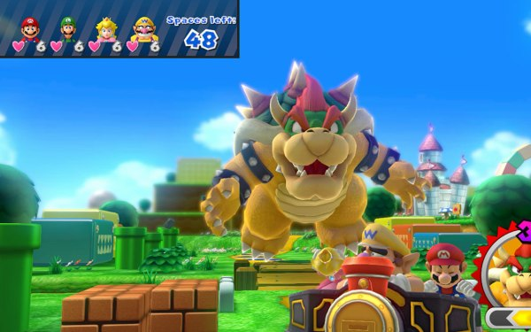 There's fun to be had in 'Mario Party 10,' though it doesn't return to the series' golden days