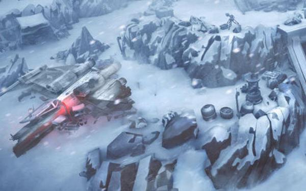 Kabam's 'Star Wars: Uprising' brings post-'Jedi' world to mobile gaming
