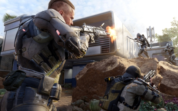 'Call of Duty: Black Ops 3' is basically an X-Men game now