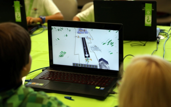 Rethinking the computer game as a teaching tool