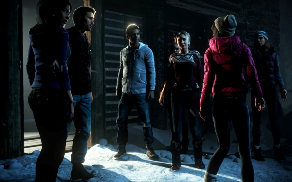 Cinematic 'Until Dawn' sets its sights higher than typical horror fare