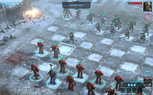 Honor, blood and brains in 'Warhammer 40,000: Regicide'