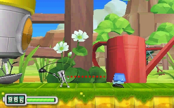 'Chibi-Robo: Zip Lash' is whip-smart