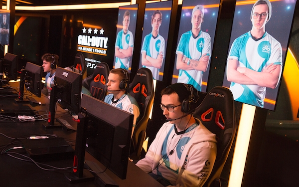 Venues are catering to e-sports fans with beanbag chairs, energy drinks and food on sticks