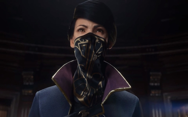 'Dishonored 2,' a shadow walking success