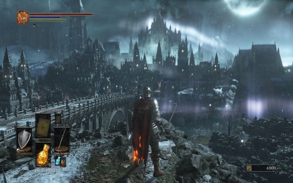 'Dark Souls 3: Ashes of Ariandel,' a whole new (painted) world