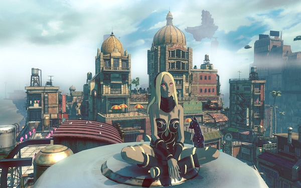 'Gravity Rush 2,' a strong attraction