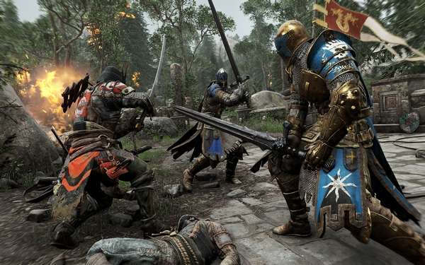 'For Honor,' battle-scarred but victorious