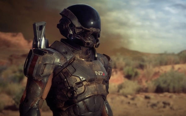 'Mass Effect: Andromeda,' a new galaxy with a new hero
